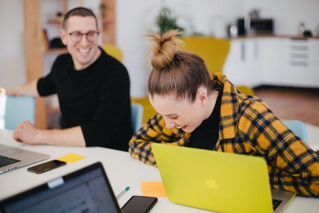 Contentinspiratie voor je IT-bedrijf - medewerkers
