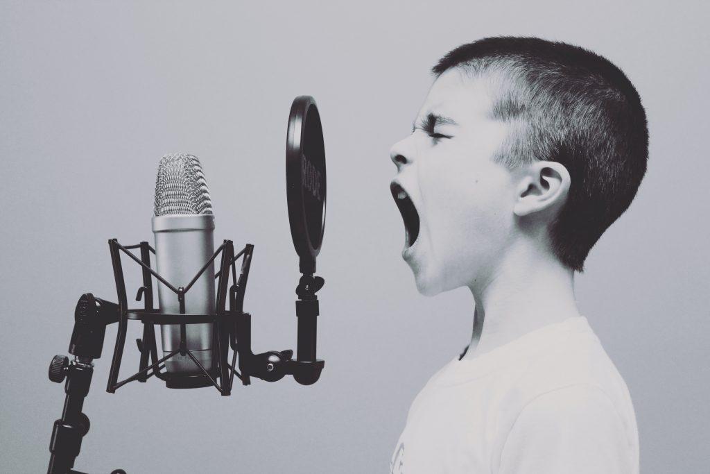 Tekstschrijver tip gebruik de juiste tone of voice
